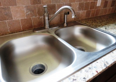 Stainless sinks