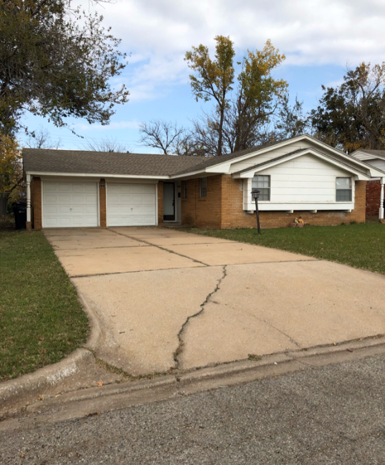 1313 NW 104th Terr Oklahoma City, Ok 73114